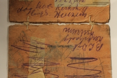 Laatste brief grootvader Loes Dijk vlak voor zijn excecutie