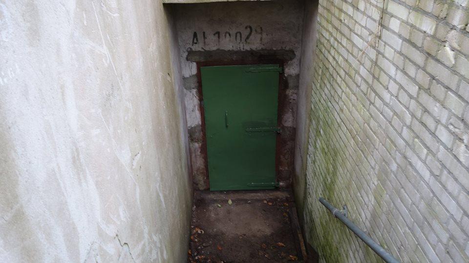 Telefoon bunker 01