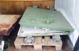 Bunkerdeur type 434P01